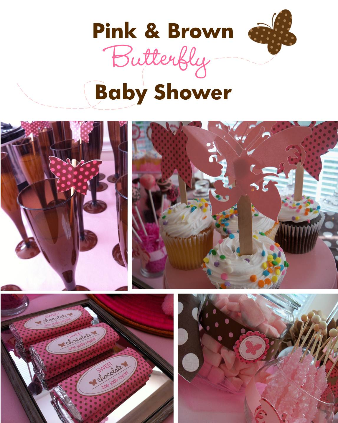 Cupcake Wishes & Birthday Dreams: {MG Party Impressions} Pink