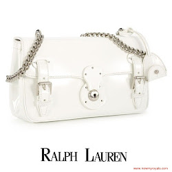 Princess Victoria Style RALPH LAUREN Bag and BY MALENE BIRGER Pumps