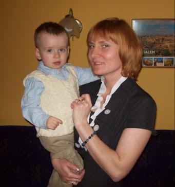 Mama i Olo i kamizelka