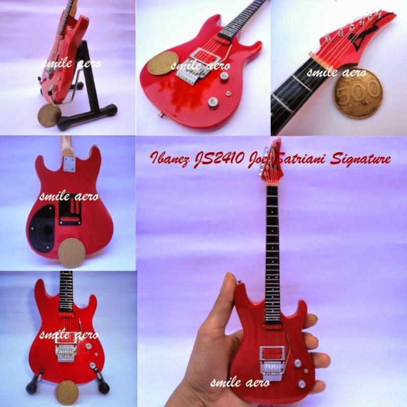 miniatur gitar
