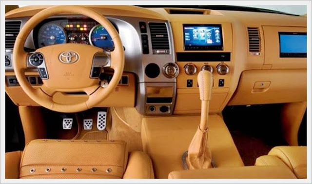 2017 Toyota Tundra TRD Pro in addition Sema 2015 Toyota Tundra ...