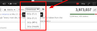 Cara<a href=' http://mr-realfact.blogspot.com/'> Download</a> Video Youtube di Google Chrome