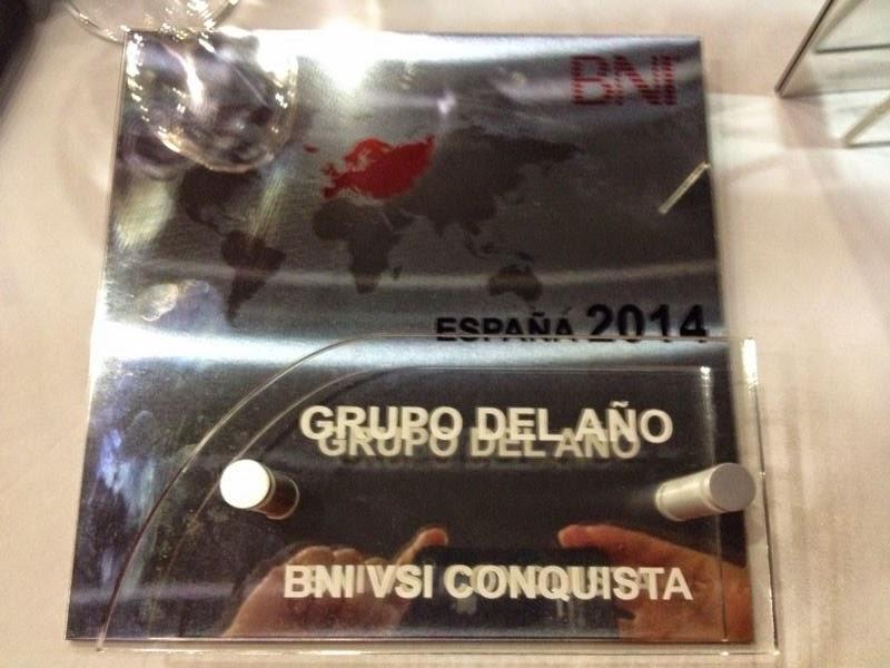 Bni conquista Ontinyent primer grupo Bni de España