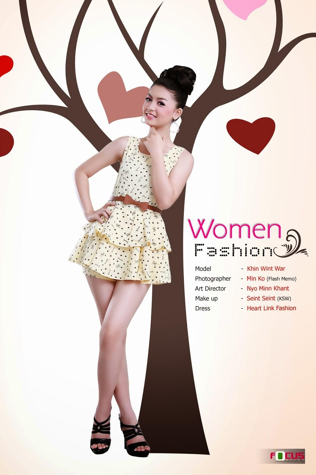 Khin Wint Wah - Women Fashion
