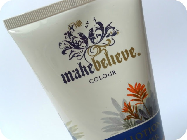 A picture of Make Believe Self Tan Lotion with Bronzer Golden Tan Zone 4