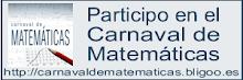 Carnaval de Matemáticas.