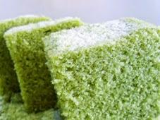 Resep cake bolu kacang hijau