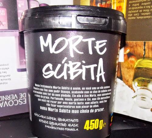 MORTE SÚBITA - Lola Cosmetics