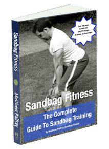 Get The Complete Guide To Sandbag Training in paperback at Amazon