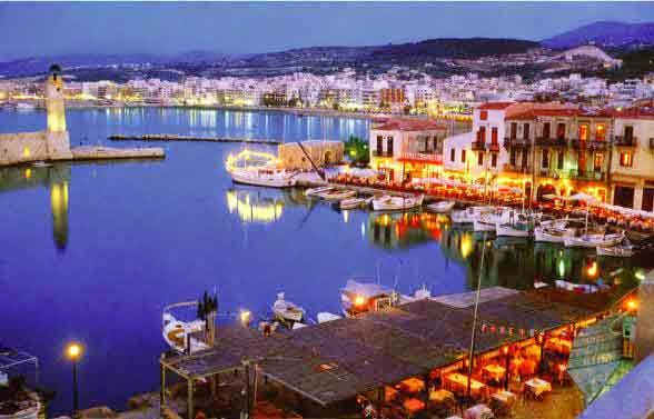Plakias Suites Rethymno Crete Rethymno 3th Most Beautiful Town In Greece Where You Want To