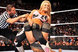 WWE Nadia Hart