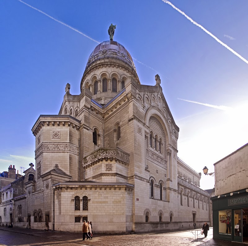 Basilica Of St Martin Tours France
