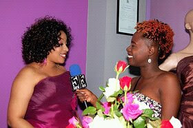 East African Tv presenter Miss Lotus