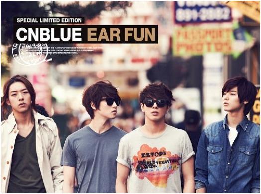"""EAR FUN"" la edicion especial de CN BLUE. AGOTADA!! Cnblue"