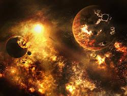 gambar luar angkasa, gambar astronomi fantasi keren