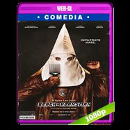 El infiltrado del KKKlan (2018) WEB-DL 1080p Audio Dual Latino-Ingles