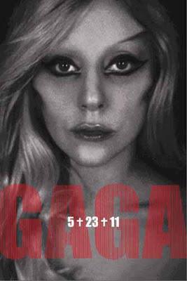 Lady Gaga卸妝照 素顏