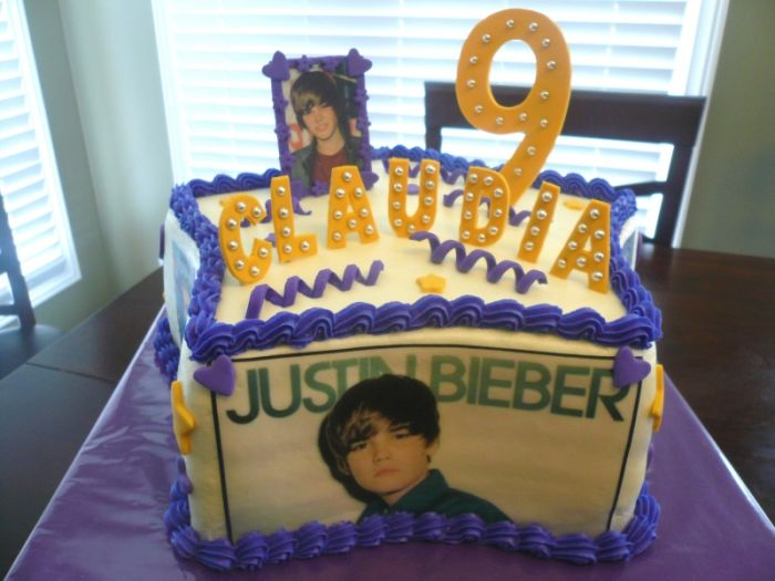 pictures of justin bieber birthday cakes cakes. Justin Bieber Birthday Cakes