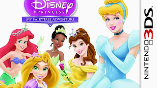 Disney Princess - My Fairytale Adventure (3DS USA)