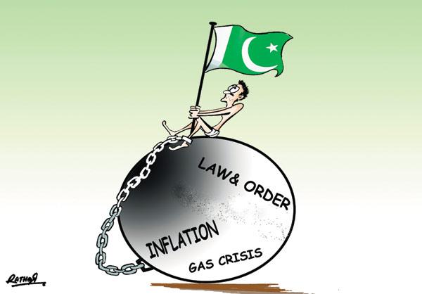 The News Cartoon-3 16-8-2011