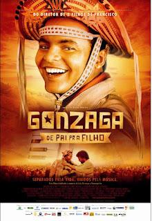"""Poster do filme """"Gonzaga - De Pai Para Filho"""""""