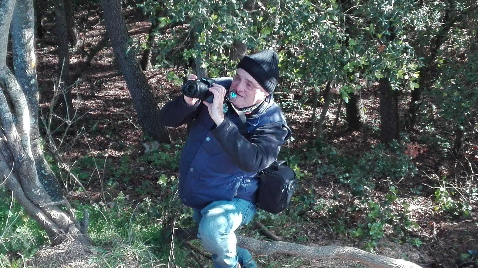 caça al periodista pesadet