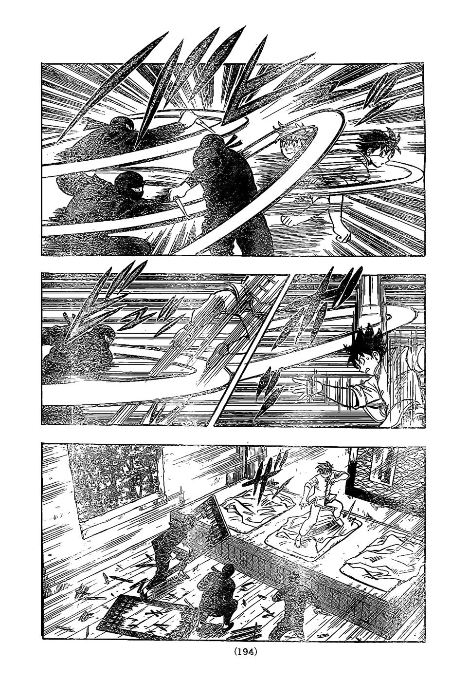 Hoàng Phi Hồng Phần 4 chap 84 Trang 8