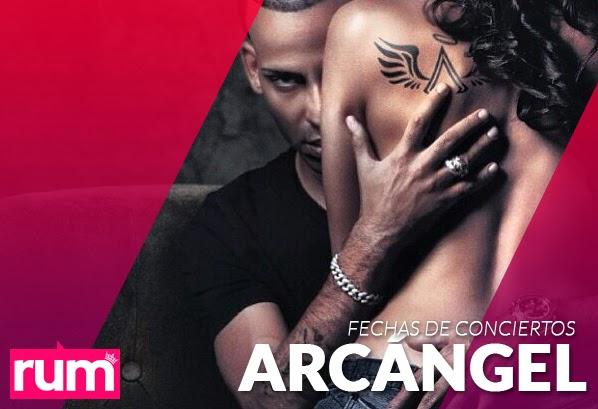 Fechas de Conciertos: Arcángel Europa Tour  Realeza Urbana Magazine