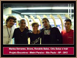 Marisa Serranno, Músicos e Produção Encontros