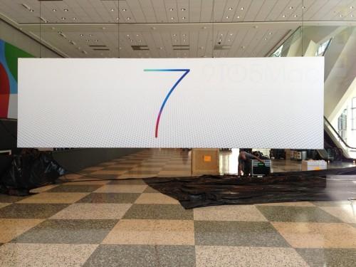 Al prossimo WWDC che inizierà il 10 giugno Apple svela il logo di iOS 7