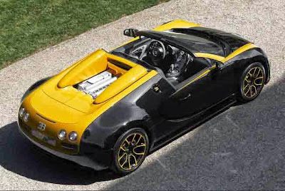 2015 Bugatti Veyron Grand Sport Vitesse Price