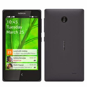 Snapdeal:Buy Nokia X+ Dual Sim Android Mobile Phone at Rs.5322