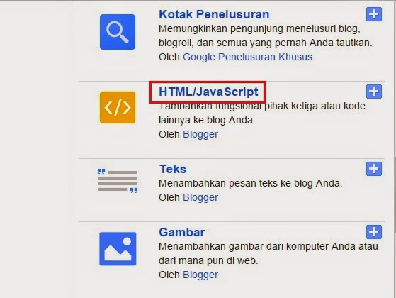Tips Cara Memasang Jam Di Blog
