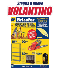 bricofer valledonia