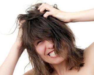 Tips Menghilangkan Gatal Di Kulit Kepala
