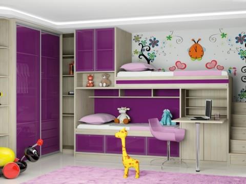 Dormitorios infantiles y juveniles carpintero granada - Precios de habitaciones infantiles ...