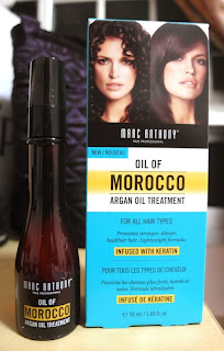 Marc Anthony Morocco Argan Oil Haircare Oil Treatment review singapore lunarrive