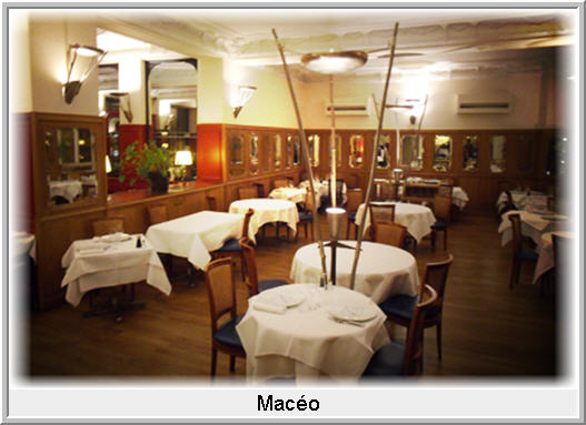 Ten of the best restaurants in paris 2011 s t r a v a g for Restaurant miroir paris 18