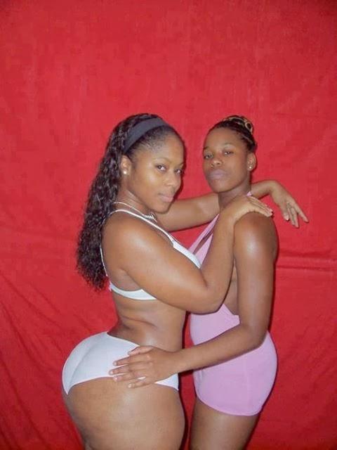 Kenyan big ass