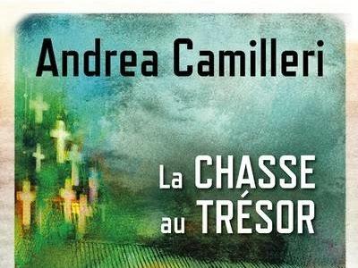 La chasse au trésor de Andrea Camilleri