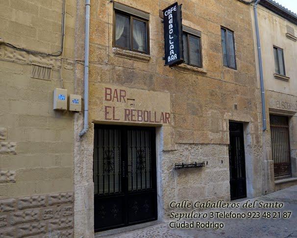 BAR EL REBOLLAR