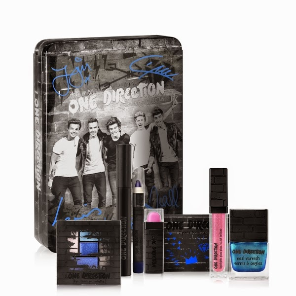 Up All Night Collection Makeup by One Direction