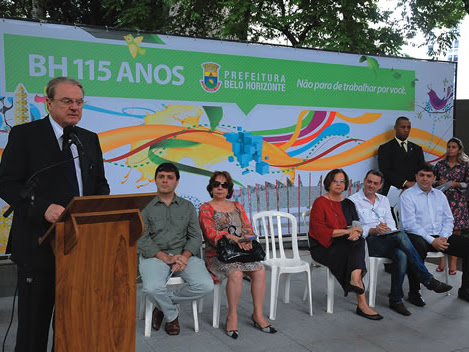 Concurso Nacional de Literatura Prêmio Cidade de Belo Horizonte de 2012