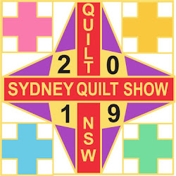 Sydney Quilt Show 2019