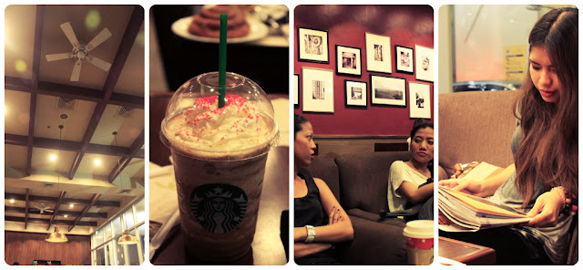 Starbucks Coffee Eastwood