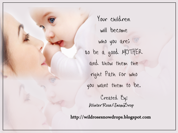 Quotes About Loving Mothers