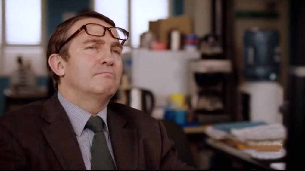 Bradley Walsh Law And Order Glasses