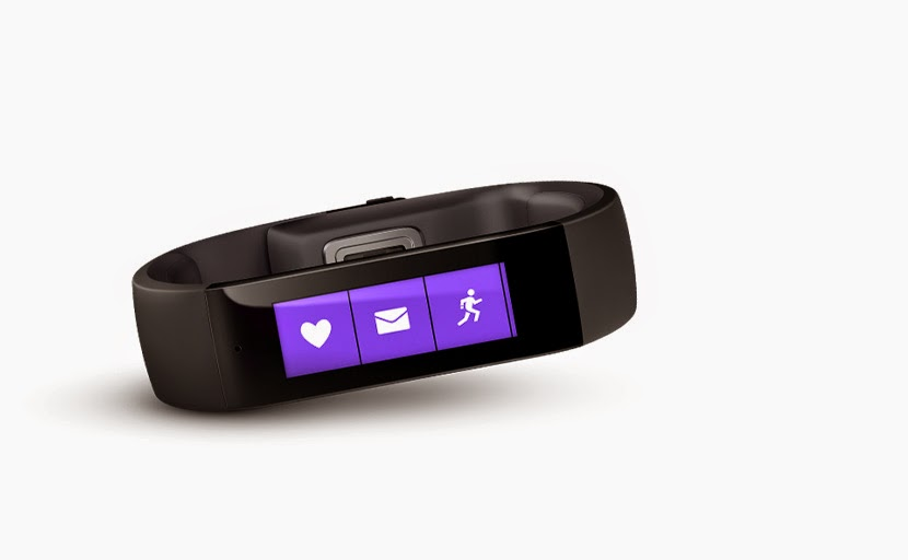 Microsoft Band trợ lý sức khỏe
