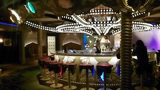 The Tube bar on Disney Fantasy