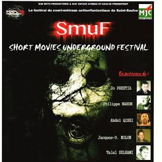SMUF Short Movies Underground Festival